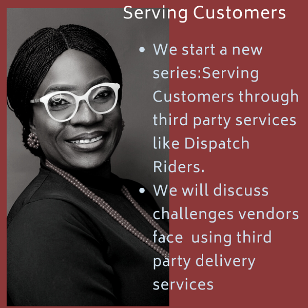 Serving Customers: challenges vendors face using third party delivery services