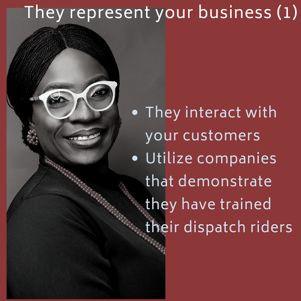 They interact with your customers