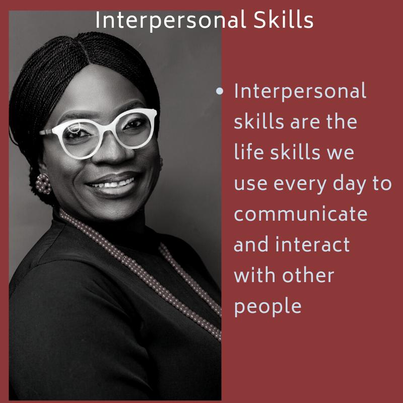 Interpersonal Skills, People Management, SME
